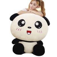 Fancytrader Pop Anime Panda Pillow Doll Stuffed Plush Animals Panda Toys 100cm 39inch Best Gifts for Children