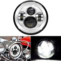 "7"" Round Harley Daymaker LED Projection Headlight for Harley Davidson Motorcycles"