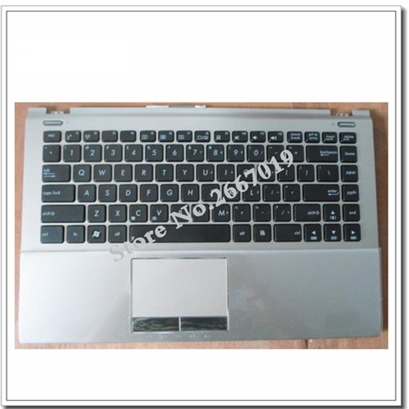 US New For ASUS U46  Replace Laptop Keyboard With C Case