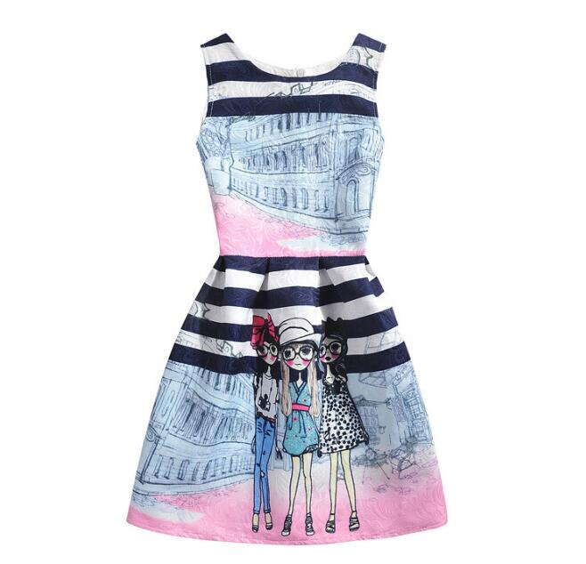 6-20Yrs-Girls-Dress-For-Christmas-Party-Dress-Teenagers-Wear-High-quality-Sleeveless-LaceCasual-VestidoGirls-Summer-Clothing-3