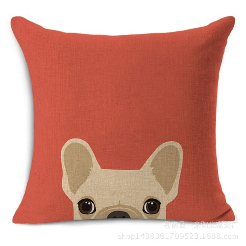 HTB1vjGoMFXXXXalXXXXq6xXFXXXH - Pug Pillow Cover