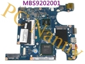 Genuino para Acer Aspire ONE placa base D250-0Cks D250 MBS9202001 KAV60 LA-5141P 1.6 GHz Atom N270 GMA 950