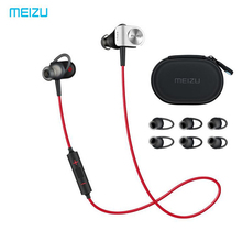 Original meizu ep51 Wireless Sports Earphone Bluetooth Headset Headphones Noise Cancelling Phone Earbuds With Mic for phone