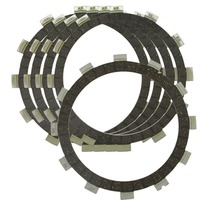 Motorcycle Engines Clutch Friction Plates For Yamaha XV250 Route66 1988 1990 Virago 250 1995 2007 V Star 2008 2010 Motorbike