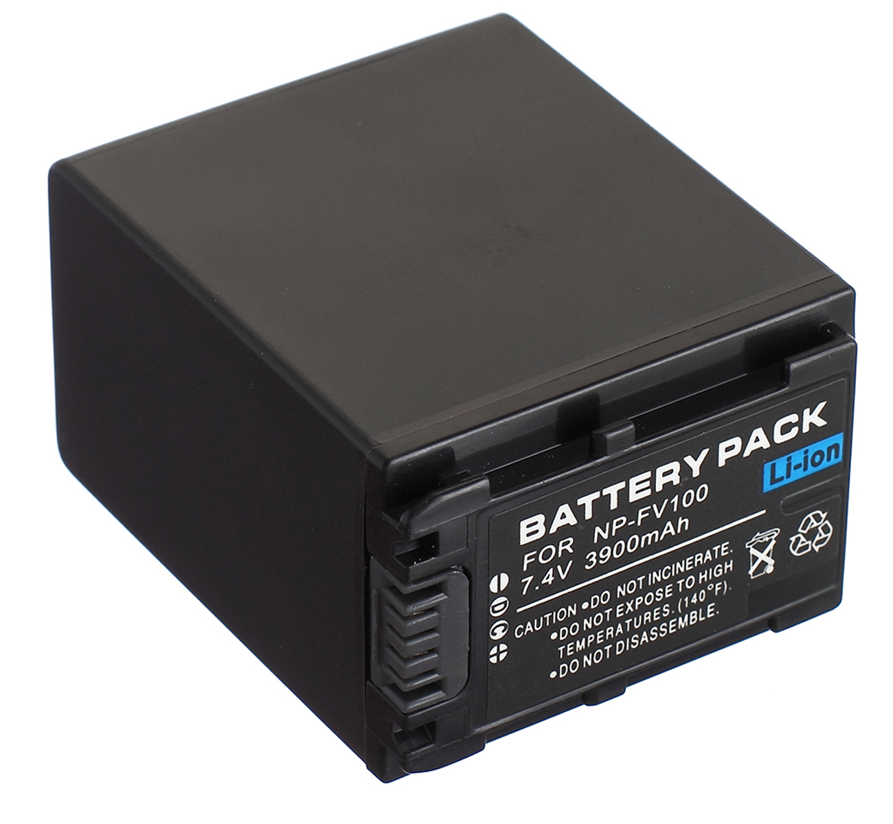 HDR-PJ390 Handycam Camcorder Battery Pack for Sony HDR-PJ350 HDR-PJ380