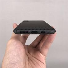 2019 yeni iş mat Aramid elyaf kılıfı iPhone XS XS MAX arka kapak Ultra ince karbon Fiber desen iPhone XR durumda
