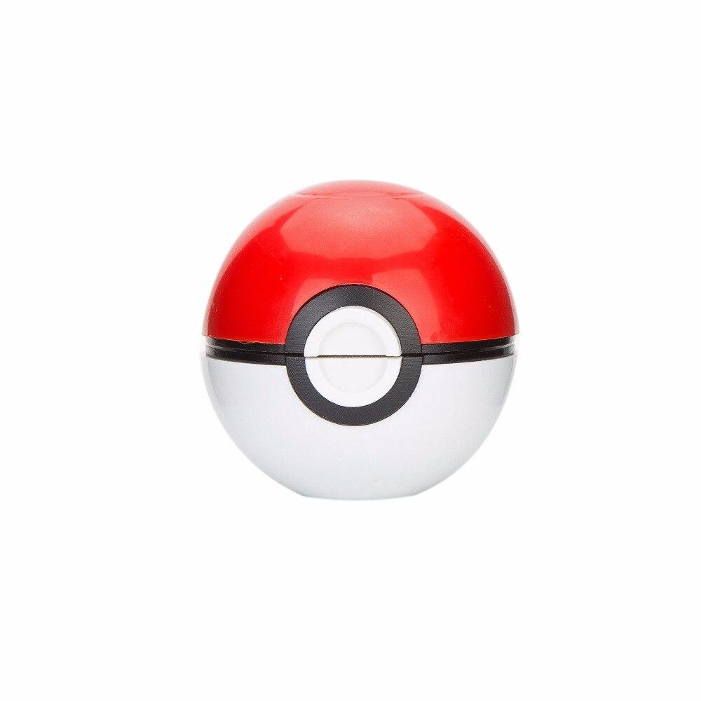 Broyeur 50mm plus récent jeu Pokemon et Pokeball Pikachu tabac herbe broyeur avec coffrets cadeaux