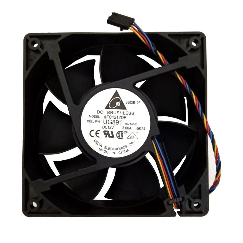 CARPRIE 6000 rpm Ventilateur De Refroidissement Remplacement 4-pin Connecteur Pour Antminer Bitmain S7 S9 180126 drop shipping