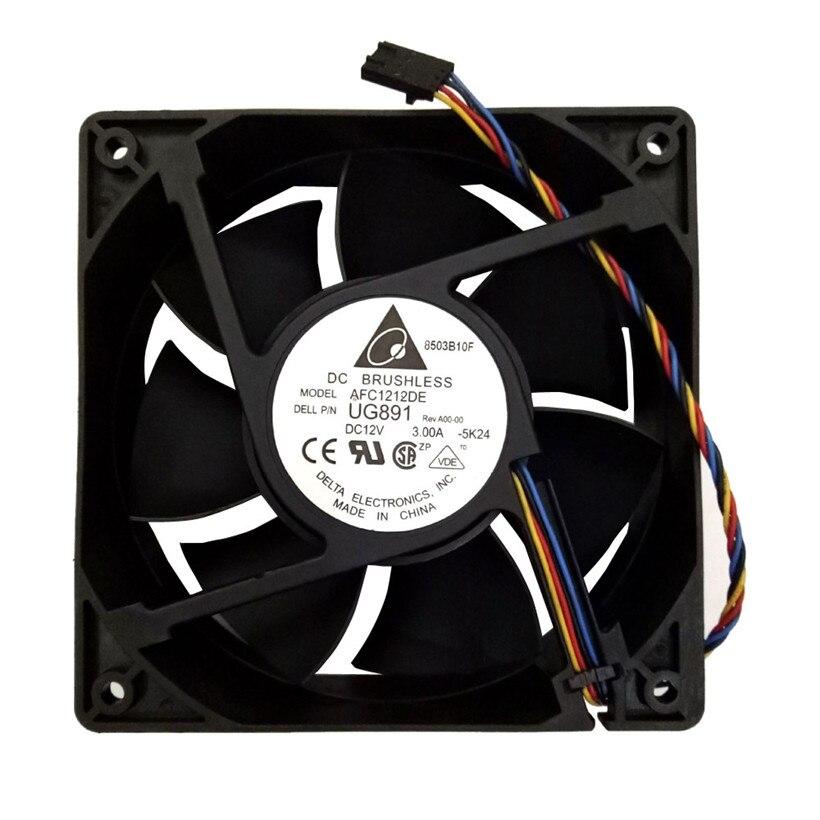 CARPRIE 6000 rpm ventilador de refrigeración de 4-pin conector para Antminer Bitmain S7 S9 180126 envío de la gota