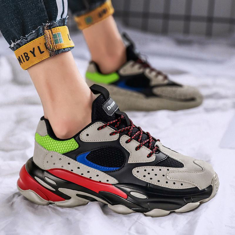 2019 New Arrival Retro Doeky dad shoes Breathable Running Shoes Sneaker Catwalk Shoes for Men Splice Multicolor Shoes2019 New Arrival Retro Doeky dad shoes Breathable Running Shoes Sneaker Catwalk Shoes for Men Splice Multicolor Shoes