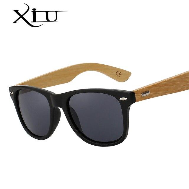 7712d369a4a Bamboo Temple Sunglasses Men Women Sun glasses Wooden Brand Designer Retro  Vintage Wood Sunglasses Top Quality