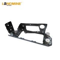 Free Shipping Bracket For BMW F01 F02 F04 750Li 760Li Air Suspension Air Compressor 37206789450