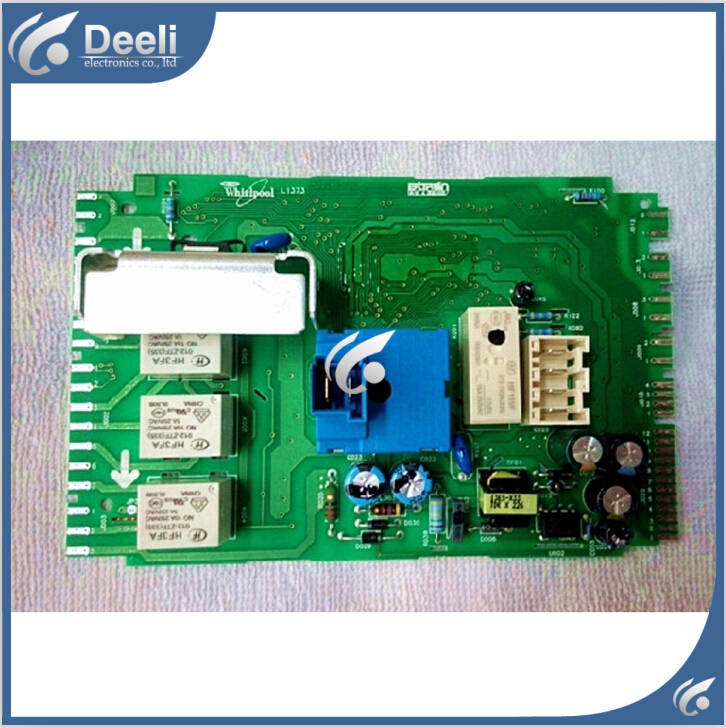 98% new Original good working washing machine board pc board for AWOE 9558 461974489191 ON SALE 98% new original good working for electrolux washing machine board ewt7011qs qs18f motherboard on sale