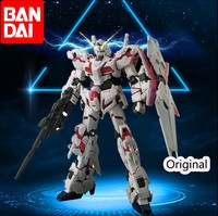 MG UNICORN SCREEN IMAGE GUNDAM 1/100 BANDAI Action Chart Out of Print Rare Spot Kids Assembled Toy Gifts