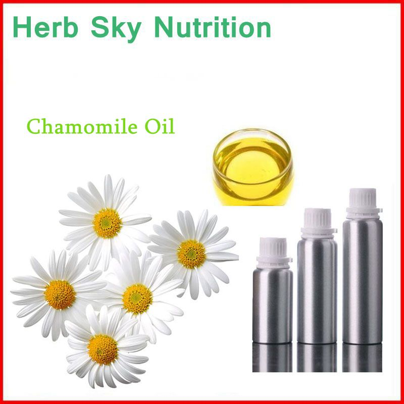 100% natural&pure Chamomile Oil with free shipping, top grad free shipping 3pcs top quality pure garcinia cambogia extracts weight loss 75