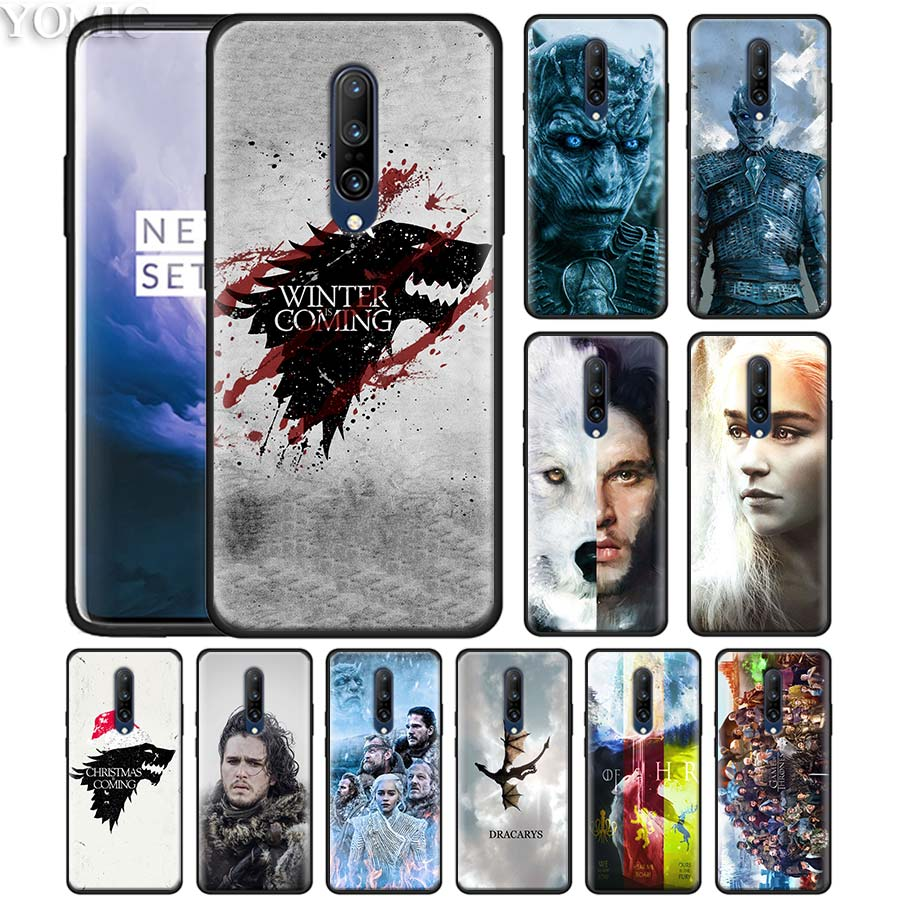 game of throne art Phone Case for font b Oneplus b font font b 7 b