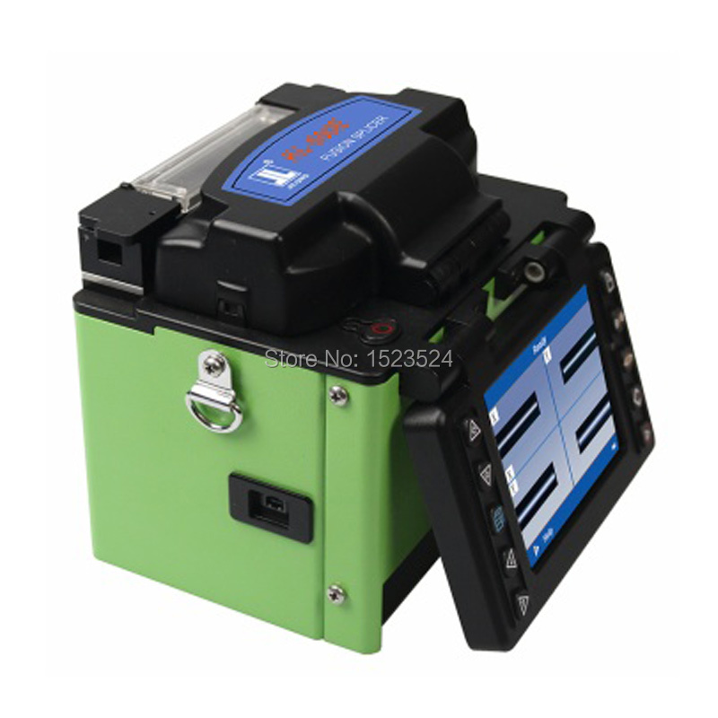 Handheld Jilong Fiber Optic Splicing Machine KL-500E  Fusion SplicerHandheld Jilong Fiber Optic Splicing Machine KL-500E  Fusion Splicer