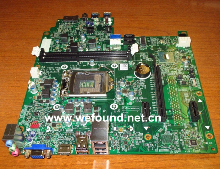 Desktop Motherboard For 3650 C2XKD 0C2XKD System Board Fully Tested desktop motherboard for cn 0j32fg j32fg 0j32fg 9010 7010 q77 lga1155 system board fully tested