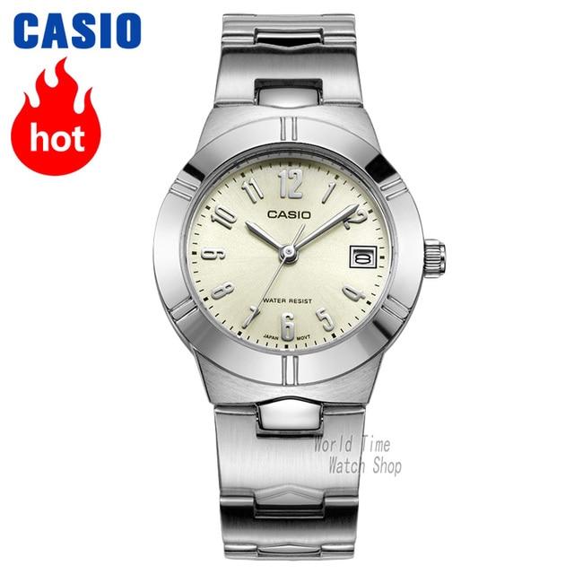 часы Casio Analogue женские кварцевые часы малые циферблат