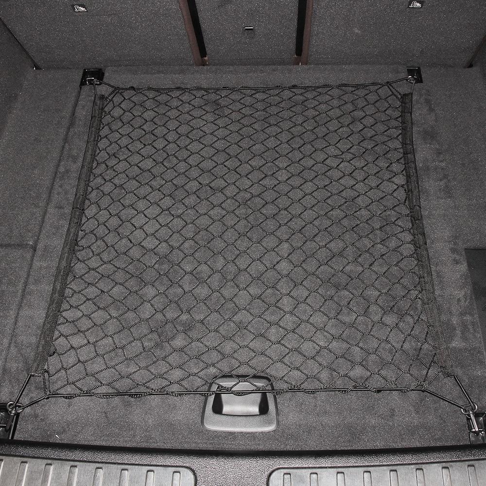 Нейлоновый Автомобильный багажник для хранения эластичная сетка 4 крючка для Opel Antara Acura RDX для hyundai IX35 Tucson для Nissan Qashqai X-Trail