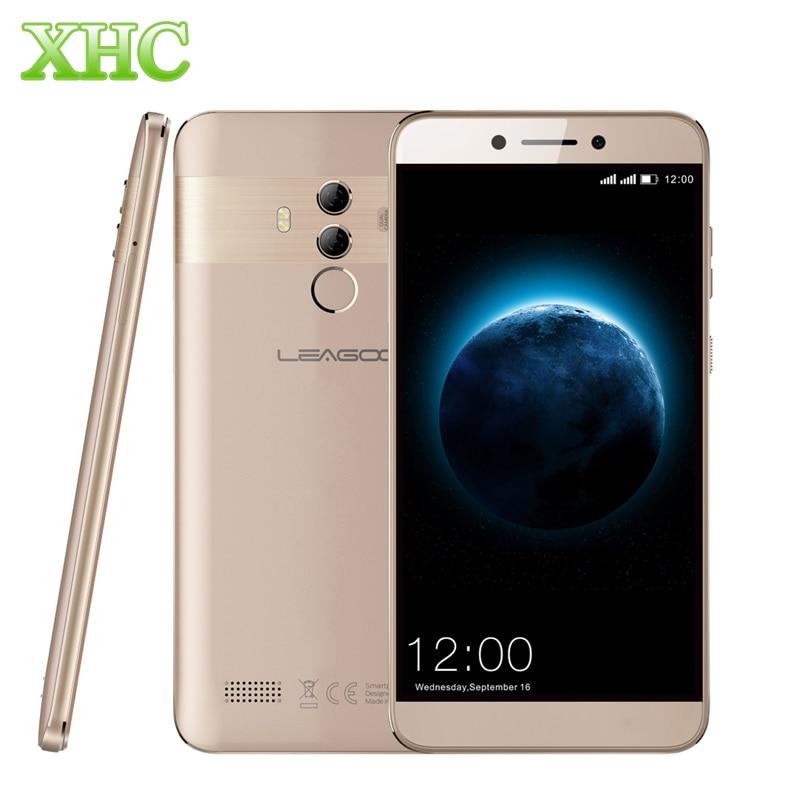 LEAGOO T8 4G Smartphone 5.5 ''FHD 1920*1080 RAM 2 GB ROM 16 GB Android 8.1 MT6750T octa Core twarzy odblokowany Dual SIM telefonów komórkowych w Telefony Komórkowe od Telefony komórkowe i telekomunikacja na AliExpress - 11.11_Double 11Singles' Day 1