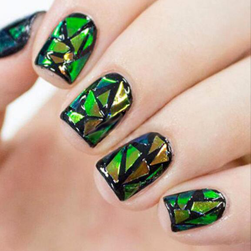 5pclot 2016 fashion punk transfer foil sticker broken glass nail 5pclot 2016 fashion punk transfer foil sticker broken glass nail art diy nail beauty decoration stencil decal na1079 in underwear from mother kids on prinsesfo Choice Image