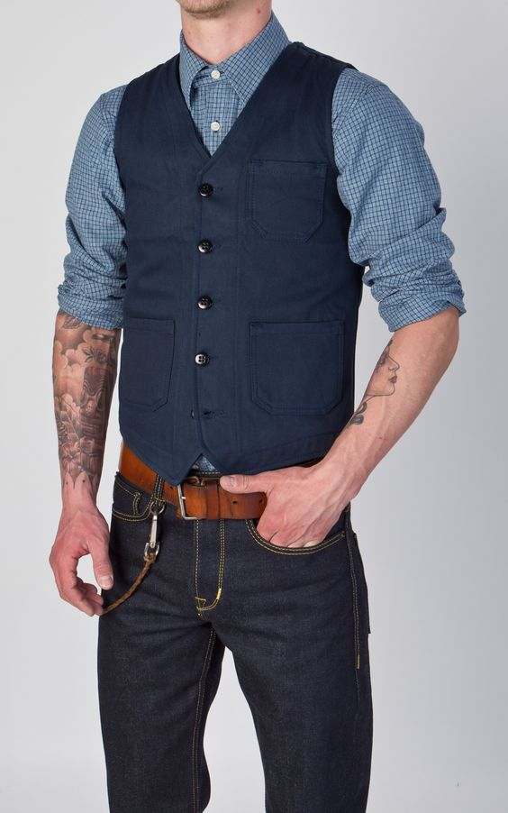 You searched for: mens navy blue vest! Etsy is the home to thousands of handmade, vintage, and one-of-a-kind products and gifts related to your search. No matter what you're looking for or where you are in the world, our global marketplace of sellers can help you .
