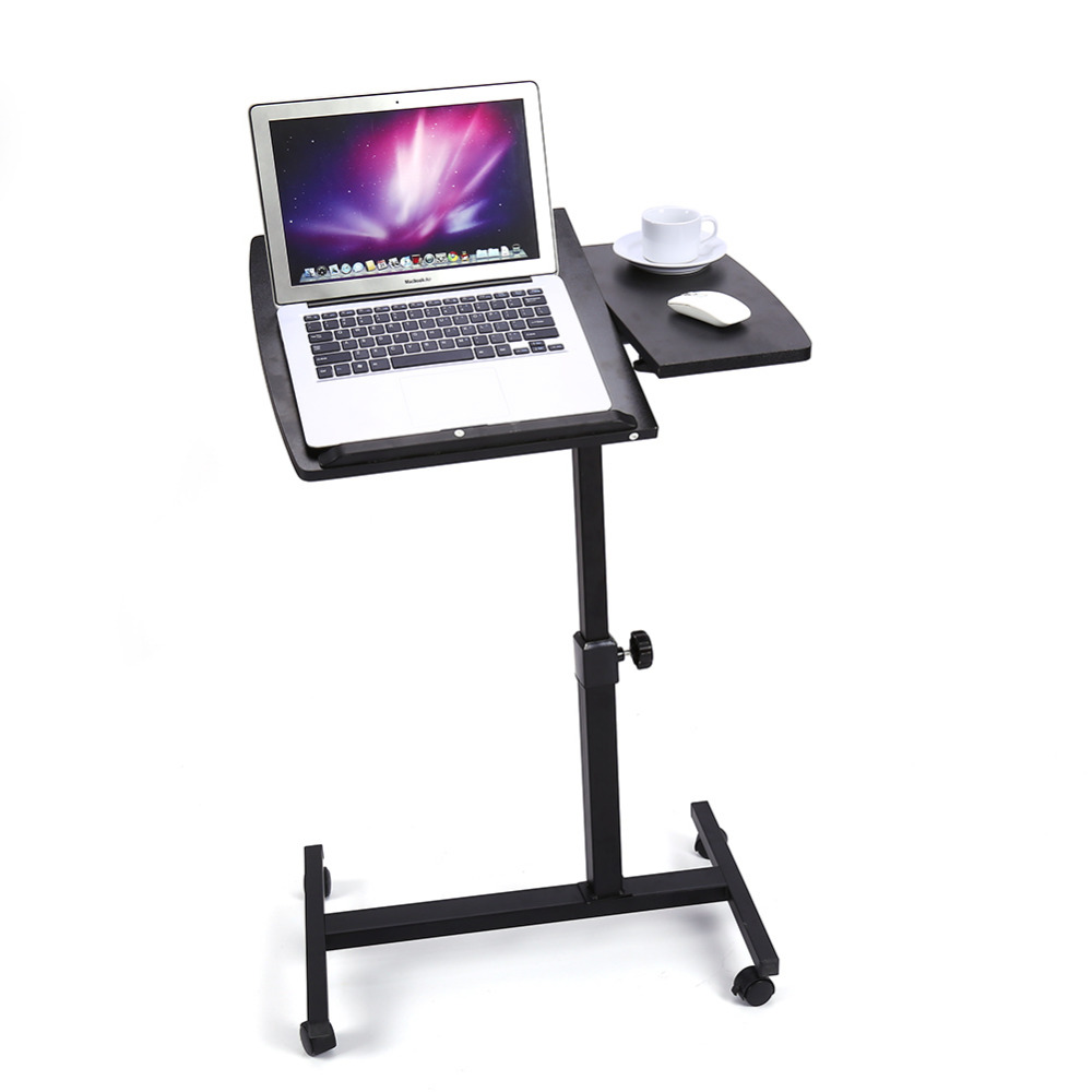 Household Lazy Bedside Mobile Computer Desk Height Angle Adjule Laptop Stand Lap Tray Table Durable In Tool Cabinets From Tools On