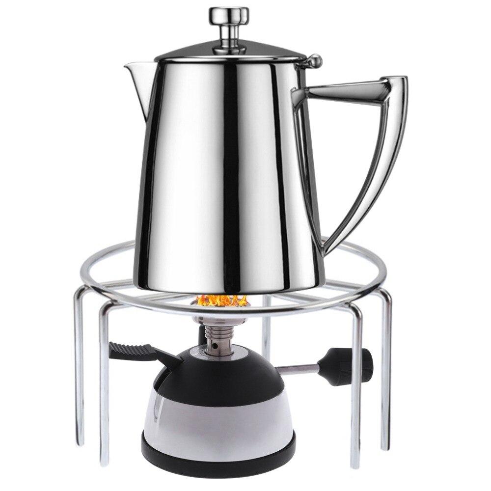 syphon hario fabricante aquecedor de café