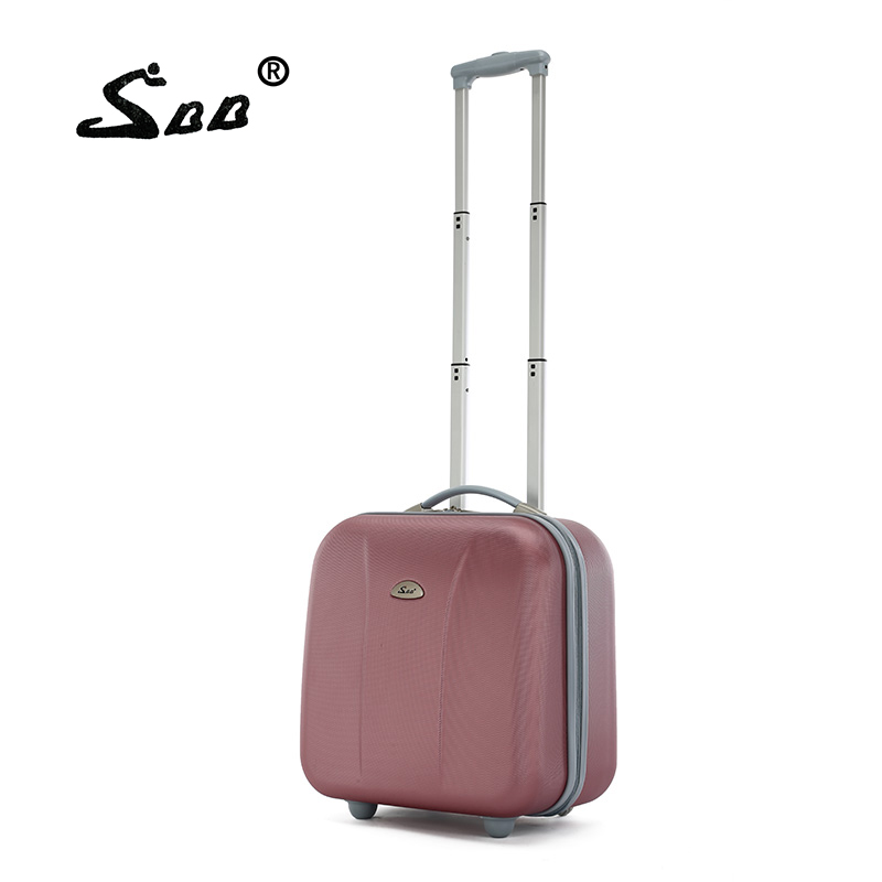 travel bags small computer case trolley luggage red luggage ...