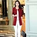 Опт/розница женщин кардигана конфеты цветов старинные кардиганы 2015 женщин мода зима кардиган вязаный свитер
