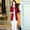 Wholesale / Retail women cardigan sweater Candy colors vintage cardigans 2015 womens fashion winter cardigan knitted sweater