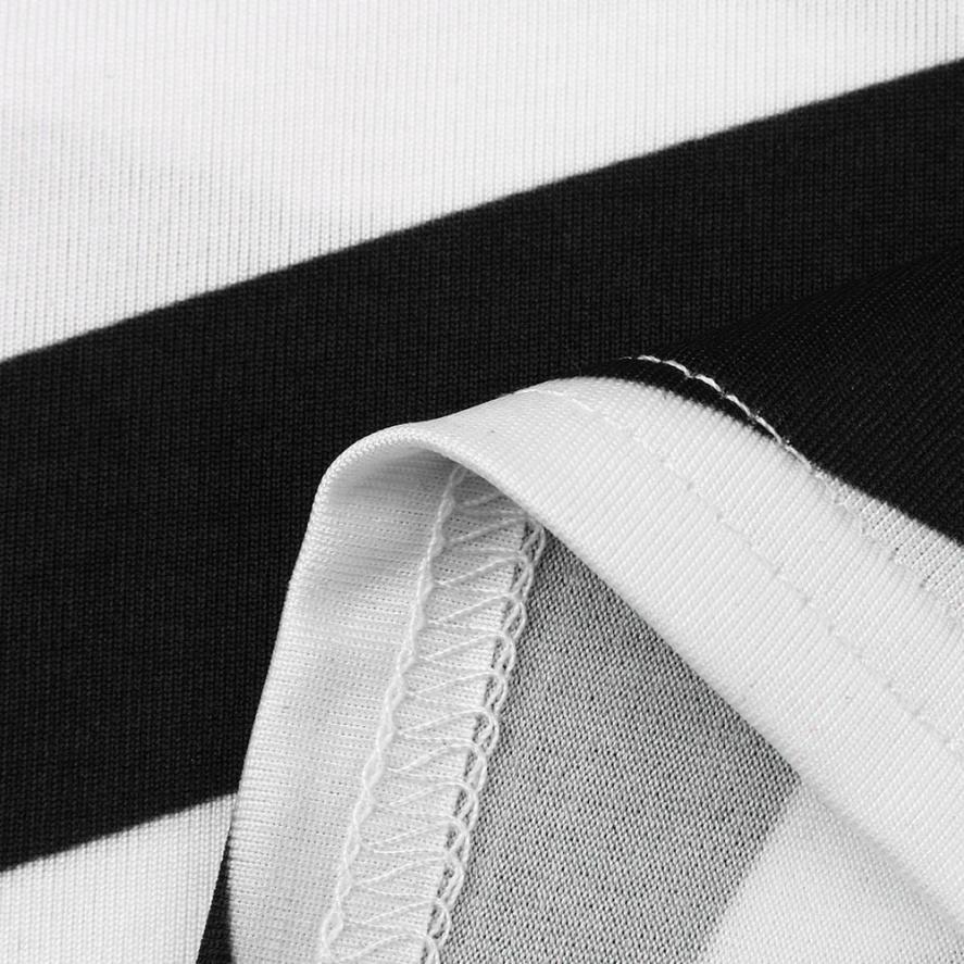 HTB1vjQptH5YBuNjSspoq6zeNFXaB KANCOOLD dress Summer fashion Women's Working Pencil Stripe Party Casual O-Neck Mini high quality dress women 2018MA27