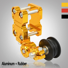 CNC Motorcycle Chain Tensioners Catena Rear Axle Spindle Adjuster For yamaha tmax 500 dx TMAX 530 sx xp530 TMAX500 TMAX530