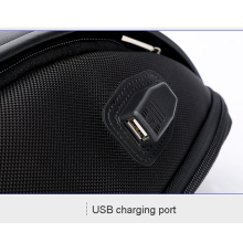 USB Charging Men's Shoulder Bags for Work