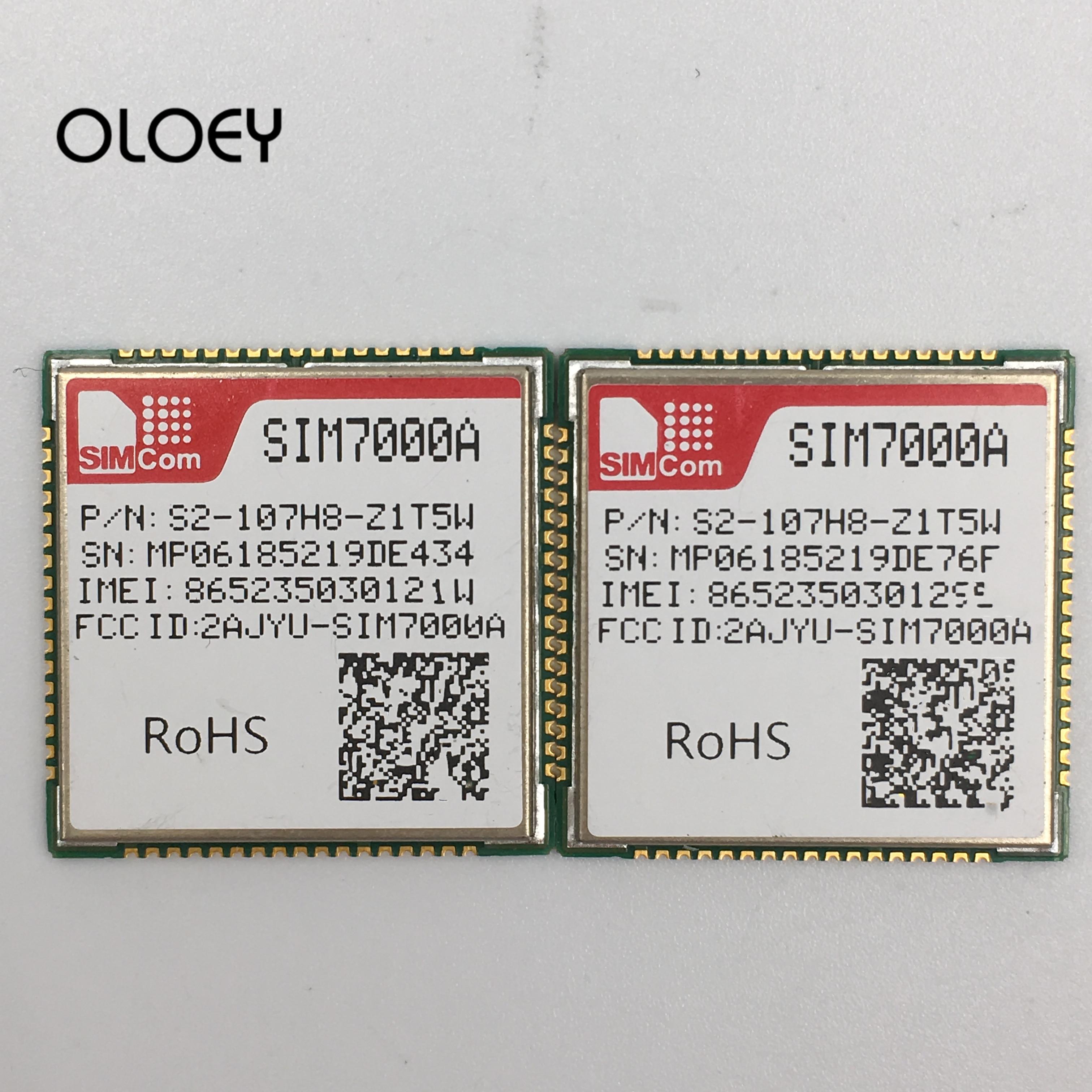 SIMCom SIM7000A LCC  Cat-M1 Module EMTC NB-IoT, B2 B4 B12 B13,100% Brand New Original