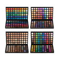 120 Colors Makeup Eyeshadow Palette Ultra Shimmer Warm & Cool Matte Palette Eyeshadow Pallete Eye Shadow Makeup Cosmetic Set Kit