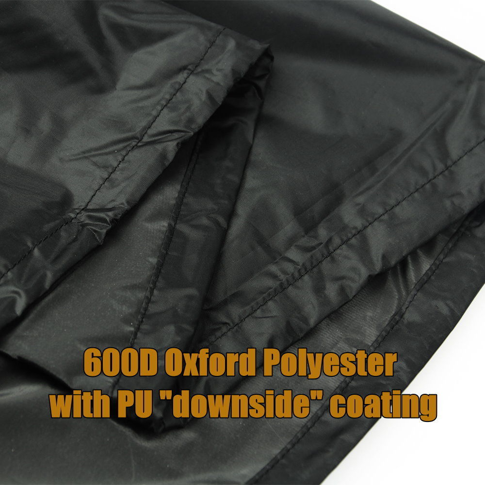 Black Waterproof BBQ Electic Grill Cover Garden Proof Barbecue Protection Shield Barbeque Grill Highest quality NEW