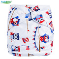 [Ananbaby]Diaper Cover Fralda Big Sale Bambu Fralda De Pano Bebek Diaper Clothes For Babies NOT-Disposable Diapers Suit 0-15KG