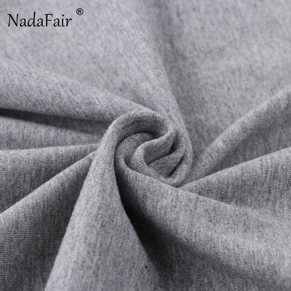 Nadafair 95% Cotton Spaghetti Strap Black Sexy Club Backless Bodycon Dress Women Summer Beach Casual Mini Dress 5