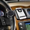 Inalámbrica Bluetooth Remote Media remoto en el volante de control de reproducción de música mp3 para el coche bici de la motocicleta mobile car styling kit