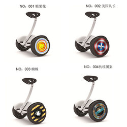 Hub sticker for xiaomi ninebot 9 scooter wheel sticker for xiaomi electric balance scooter two wheel.jpg 250x250
