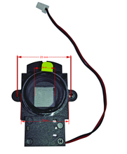 Fisheye MTV Mount Lense Lens IR Cut Filter CCTV IP Camera Module Web Cam DIY Parts