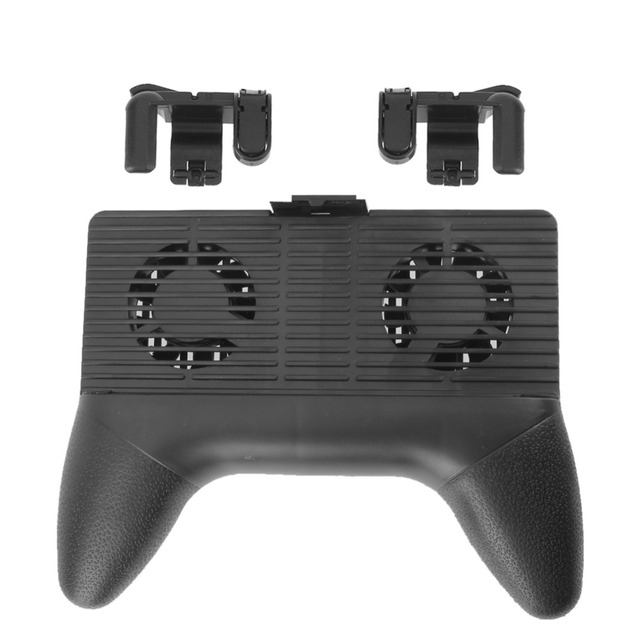 US $4 74 5% OFF|1Pair Mobile Phone Gamepad Game Joystick Controller for  PUBG Mobile Knives Out Ultra Portable Grip Holder Gamepad -in Gamepads from