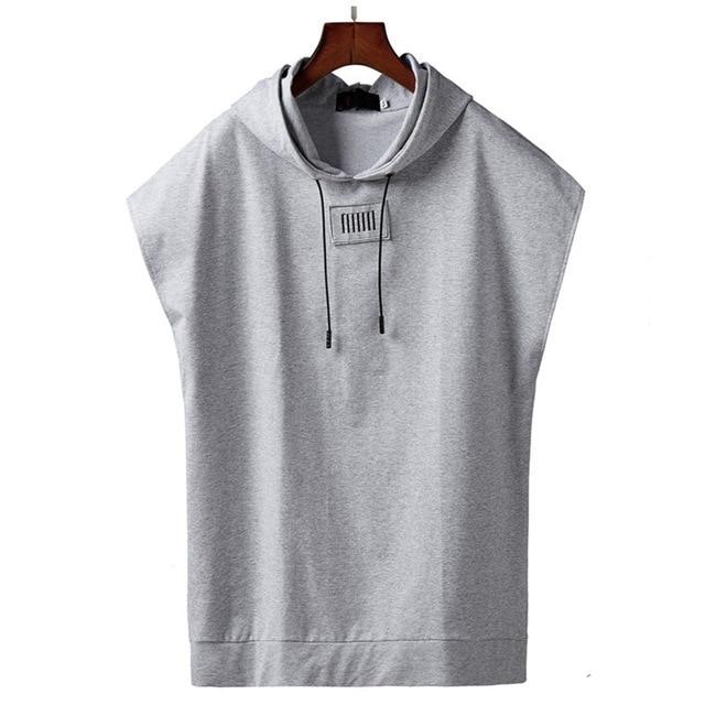 TOP de algodão verão camiseta homens tamanho grande com capuz cara gordo plus size dos homens T shirt de manga curta quadril hop L 7XL 8XL 9XL busto 160 cm