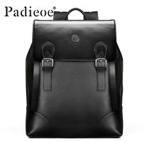 New Arrival Of The New 2017 Backpack Korean Style Men S Bag High End Leather Backpack