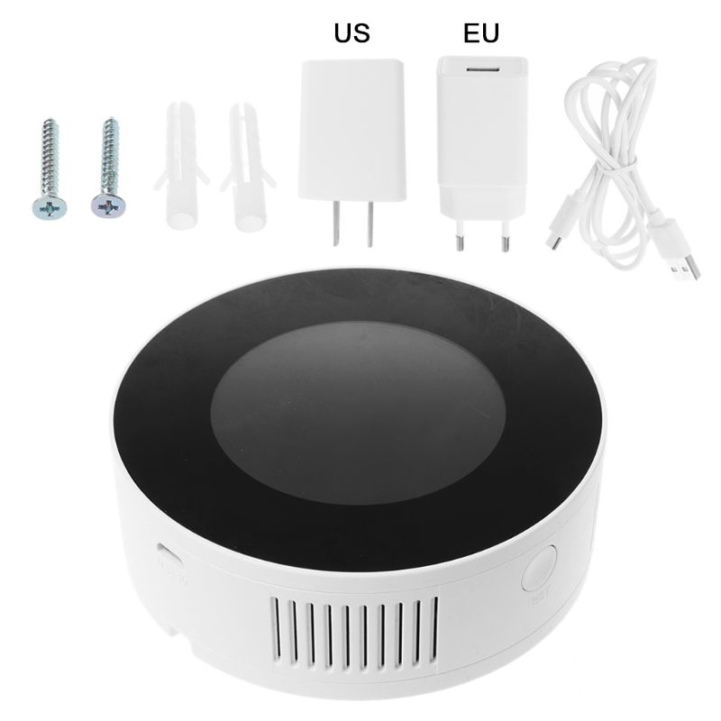 Premium Smart Wireless WIFI Gas Leakage Alarm Sensor Gas Detector for Home Security Remote Control Gadgets with APP Control