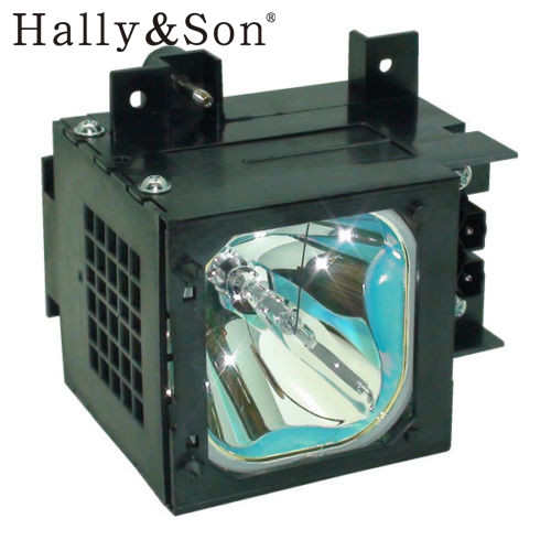 Hally&Son Free shipping TV Projector housing Lamp's Bulb XL-2100E/XL2100/A1606075A for KF 42SX300U KF 50SX300 TV projector hally