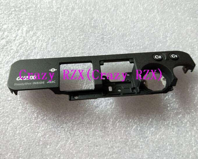 Новый для sony Alpha a6500 цифровой Камера верхняя крышка Ассамблея Замена Ремонт Часть