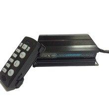 12V Police Siren ESV6203 Electrical Car Siren High Power 200W Alarm Siren Host Only Without Speaker 9 Tone Controller Host Alarm